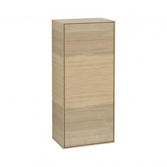 Villeroy & Boch Finion Seitenschrank mit 1 Tür Front oak veneer / Korpus oak veneer