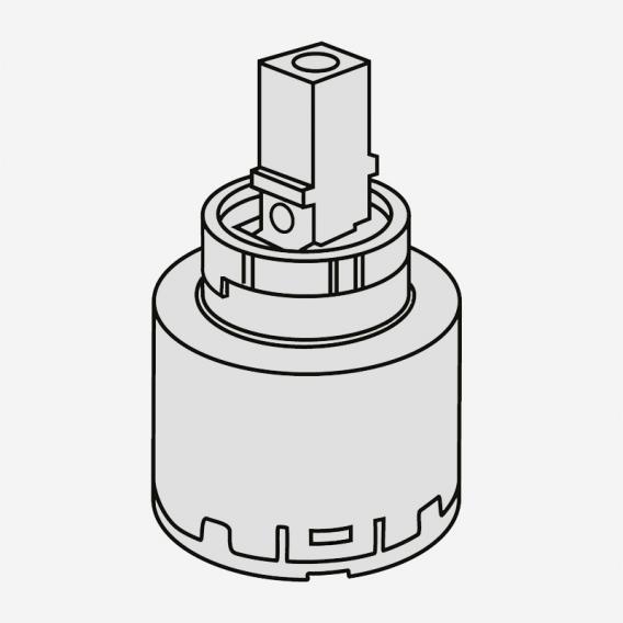 Villeroy & Boch Kartusche für Einhand-Spültischbatterie