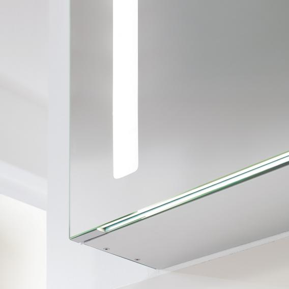 Villeroy & Boch My View 14+ Spiegelschrank mit LED-Beleuchtung, dimmbar, inkl. Box/Reling