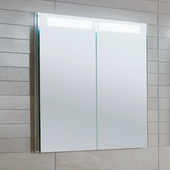 Villeroy & Boch My View-In Unterputz Spiegelschrank mit LED-Beleuchtung mit 2 Türen