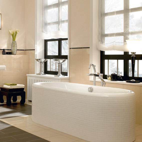 Villeroy & Boch Nexus Ovale Badewanne weiß