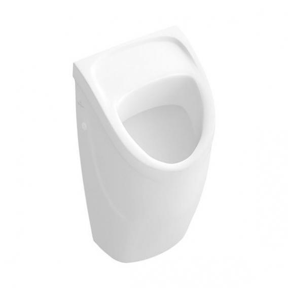 Villeroy & Boch O.novo Absaug-Urinal B: 29 H: 49,5 T: 24,5 cm für Deckel weiß mit CeramicPlus Ausführung für Deckel