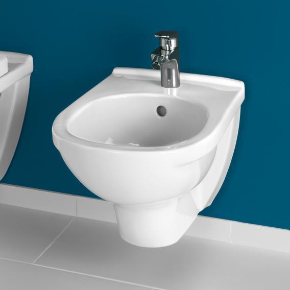 villeroy boch wand bidet wei mit ceramicplus 546000r1 reuter. Black Bedroom Furniture Sets. Home Design Ideas