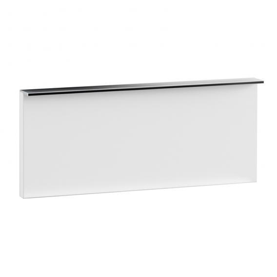 Villeroy & Boch Schubladenfront inklusive Griff für Venticello Seitenschrank Front weiß matt, Griff chrom