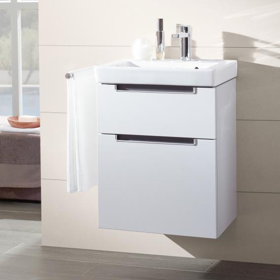 Villeroy & Boch Subway 2.0 Handwaschbecken weiß mit CeramicPlus, ungeschliffen