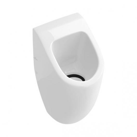 Villeroy & Boch Subway AquaZero Urinal B: 30,5 H: 53,5 T: 35 cm weiß mit CeramicPlus