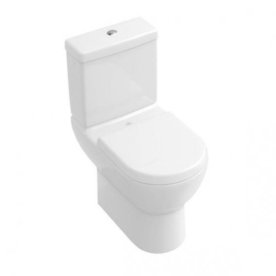 Villeroy & Boch Subway Stand-Tiefspül-WC für Kombination weiß, mit CeramicPlus