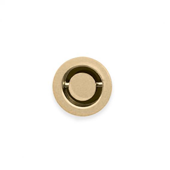 Villeroy & Boch Universal Abdeckkappe für Überlauf gold