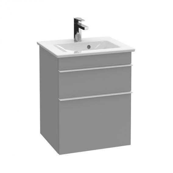 Villeroy & Boch Venticello Handwaschbecken weiß, mit CeramicPlus, mit 1 Hahnloch