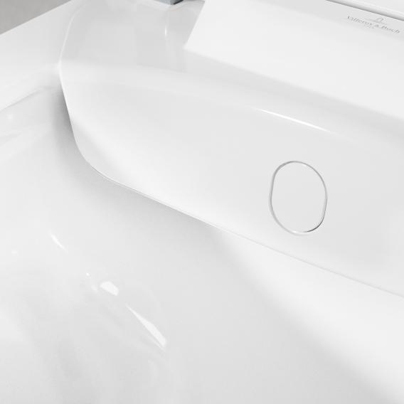 Villeroy & Boch ViClean I100 Dusch-WC, offener Spülrand, DirectFlush weiß