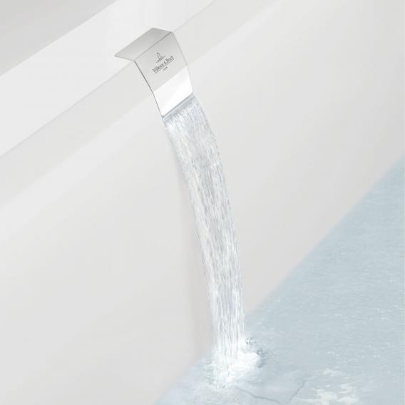 Villeroy & Boch Wasserzulauf integriert in Überlauf für Squaro Edge 12