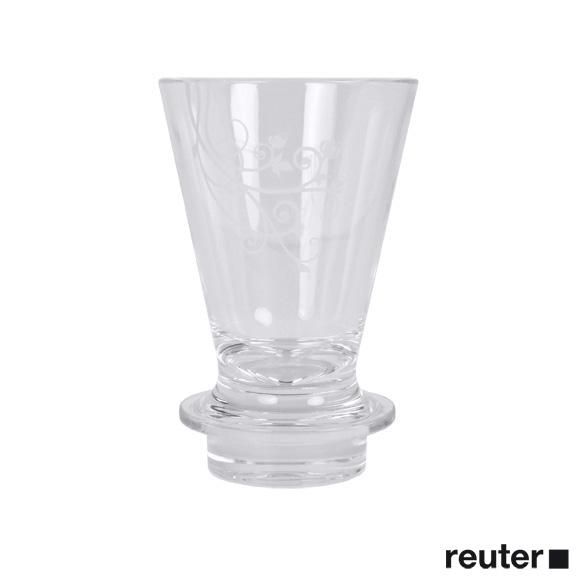 DOVB Trinkglas mit Dekor