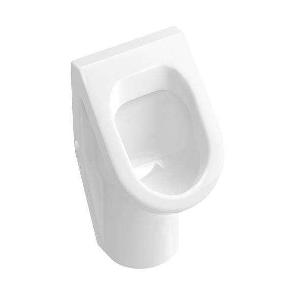 Villeroy & Boch Architectura Urinal weiß, mit Ablaufsieb, mit Zielobjekt