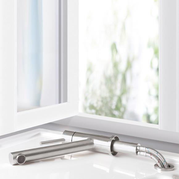 Villeroy & Boch Como Window Küchenarmaturen für Vorfenstermontage