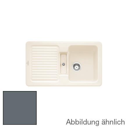 Villeroy & Boch Condor 50 Spüle graphit/ohne Lochbohrung