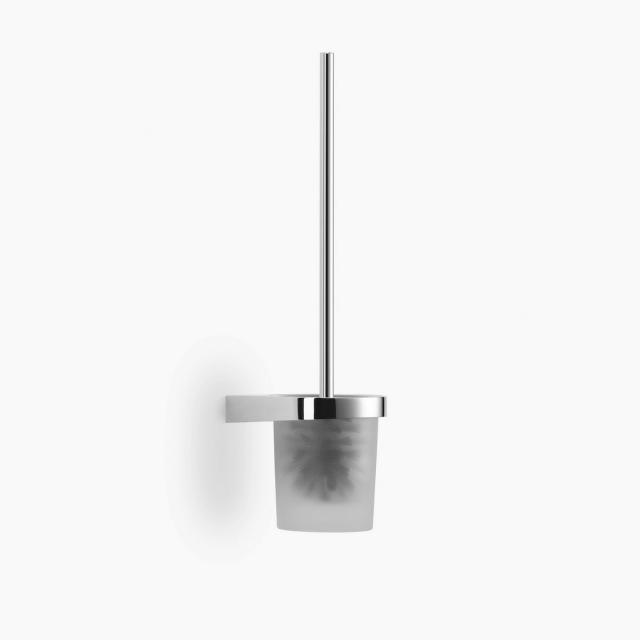 Villeroy & Boch Just Toiletten-Bürstengarnitur, Wandmodell chrom