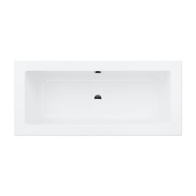 Villeroy & Boch Legato Duo Rechteck-Badewanne stone white
