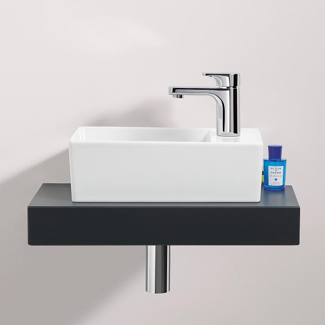 Villeroy & Boch Memento 2.0 Handwaschbecken weiß mit CeramicPlus, geschliffen