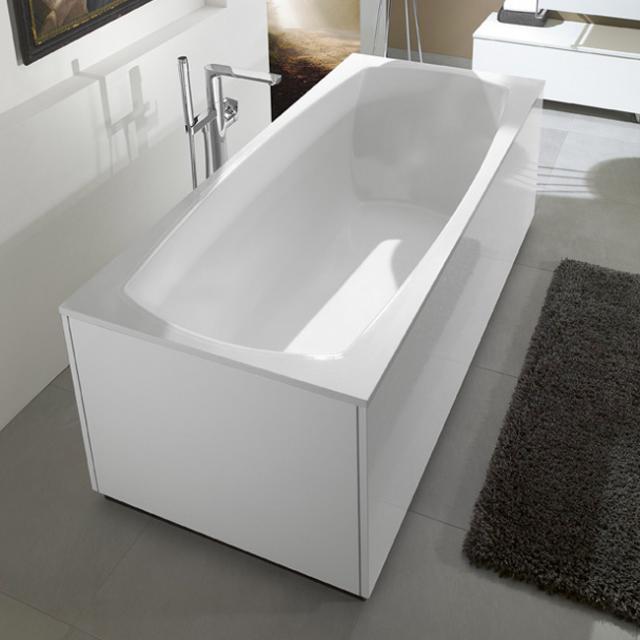 Villeroy & Boch My Art Solo Rechteck-Badewanne, Einbau weiß