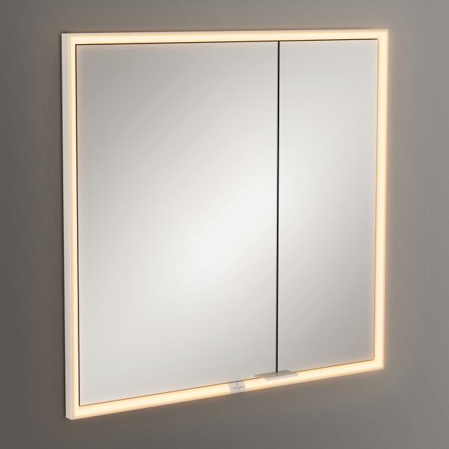 Villeroy & Boch My View Now Einbau-Spiegelschrank mit LED-Beleuchtung mit 2 Türen SmartHome fähig