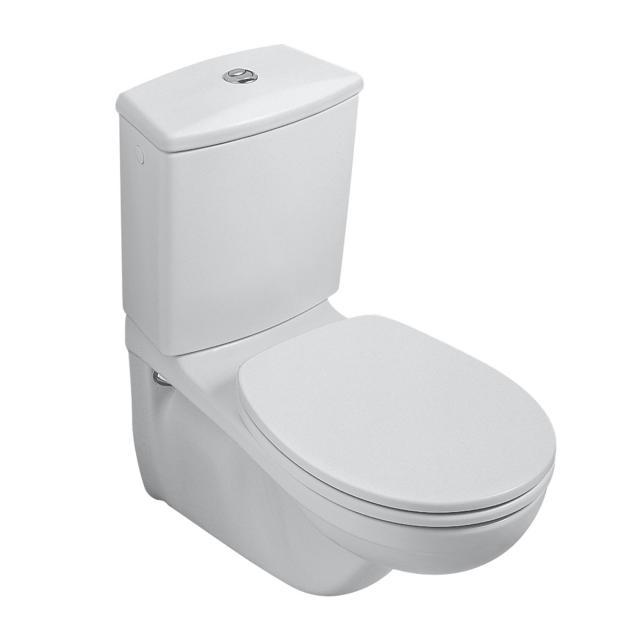 Villeroy & Boch O.novo Wand-Tiefspül-WC für Kombination weiß, mit CeramicPlus