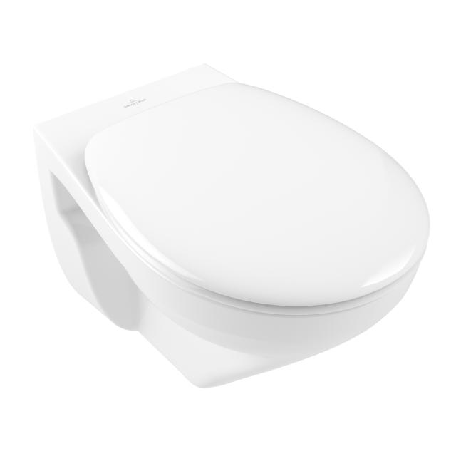 Villeroy & Boch O.novo Wand-Tiefspül-WC, offener Spülrand