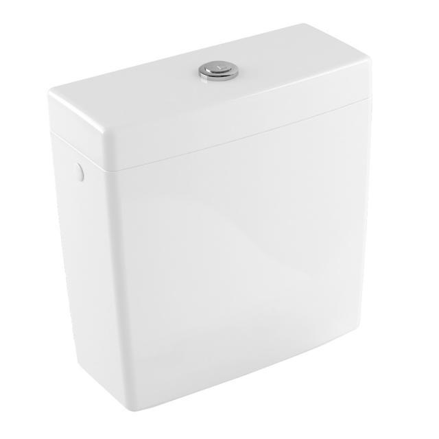 Villeroy & Boch Subway 2.0 Spülkasten für Aufsatzmontage weiß mit CeramicPlus