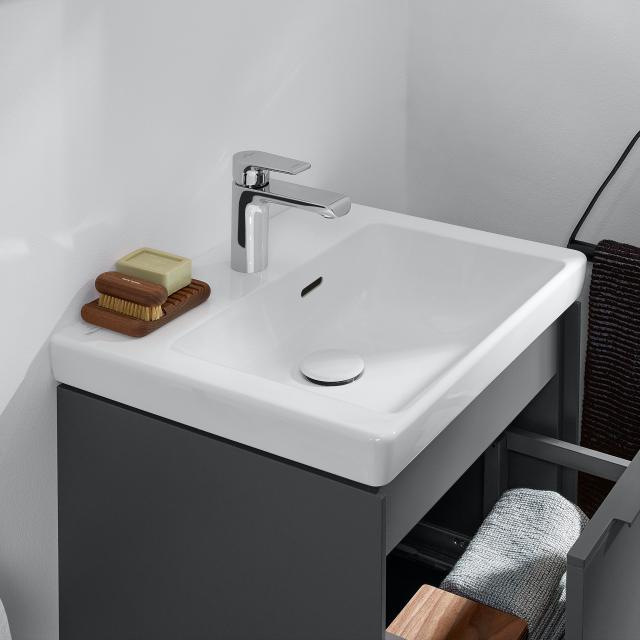 Villeroy & Boch Subway 3.0 Möbelhandwaschbecken weiß, mit CeramicPlus, mit Überlauf