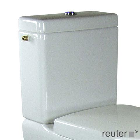 Villeroy & Boch Subway Spülkasten für Aufsatzmontage weiß mit CeramicPlus