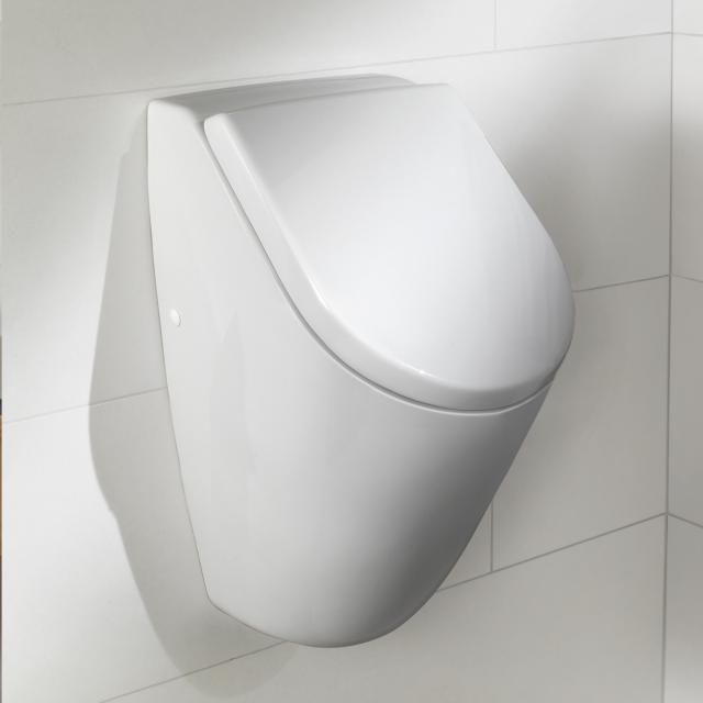 Villeroy & Boch Subway Urinaldeckel weiß mit Absenkautomatik soft-close