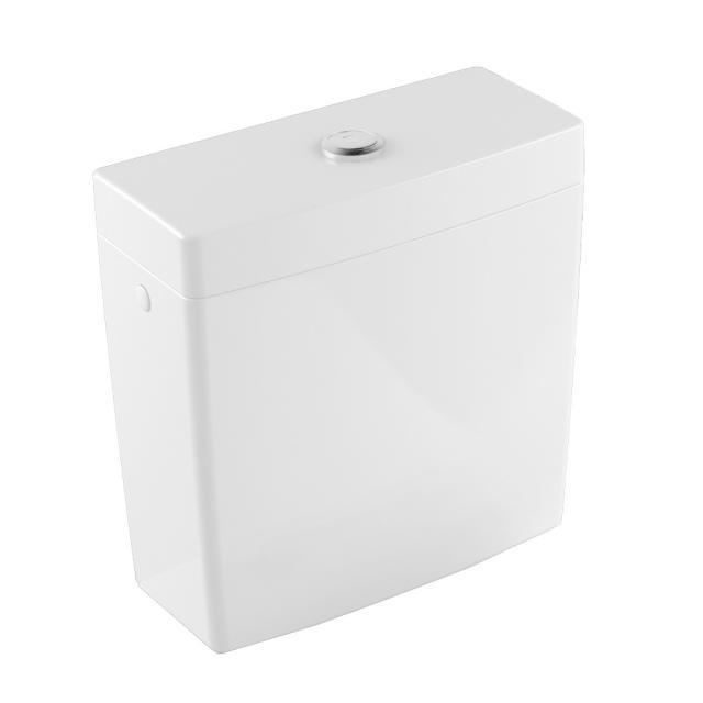 Villeroy & Boch Venticello Spülkasten für Aufsatzmontage weiß