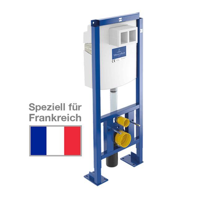 Villeroy & Boch ViConnect Montageelement für Wand-WC  H: 112 cm, für Frankreich geeignet
