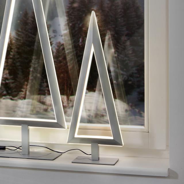 Villeroy & Boch Wien LED Tischleuchte mit Dimmer