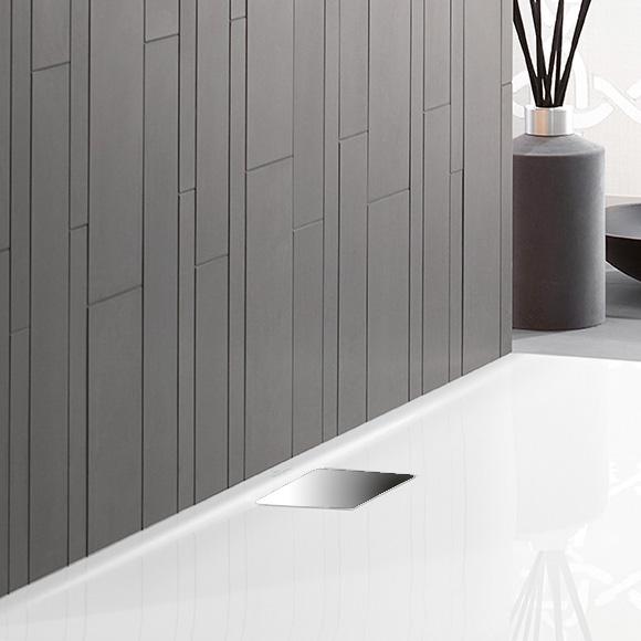 villeroy boch architectura metalrim ablaufabdeckung chrom matt ucwas0231 69 reuter. Black Bedroom Furniture Sets. Home Design Ideas