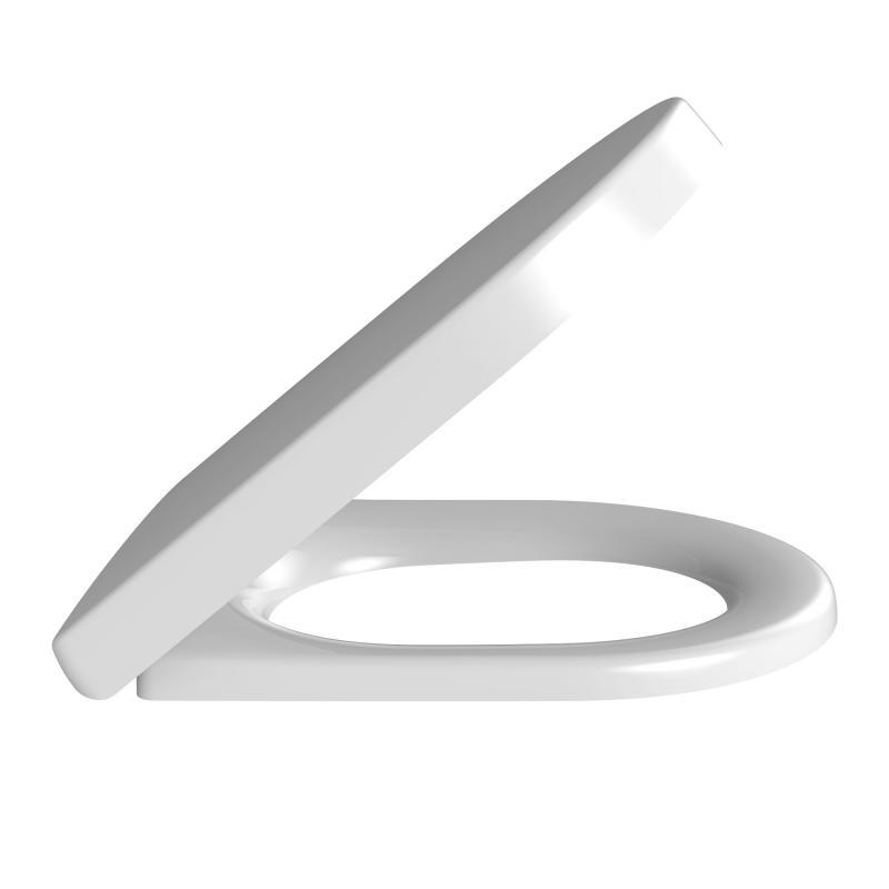 Fabulous Villeroy & Boch Architectura WC-Sitz weiß mit Quick Release und  DY62