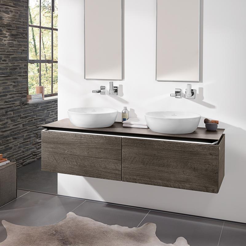 villeroy boch artis aufsatzwaschtisch wei mit ceramicplus ohne berlauf 417943r1 reuter. Black Bedroom Furniture Sets. Home Design Ideas