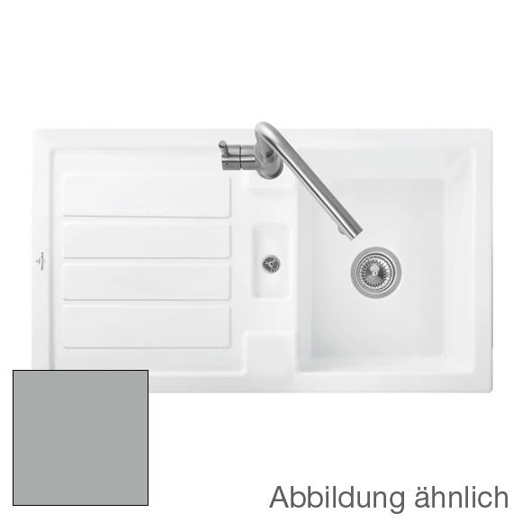 villeroy boch flavia 50 sp le mit handbet tigung b 90 t 51 cm fossil position lochbohrung 1. Black Bedroom Furniture Sets. Home Design Ideas