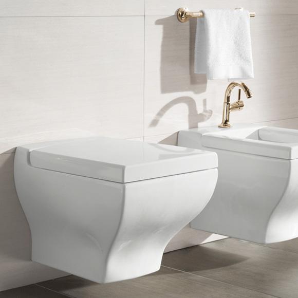 villeroy boch la belle tiefsp l wand wc wei mit ceramicplus 562710r1 reuter. Black Bedroom Furniture Sets. Home Design Ideas