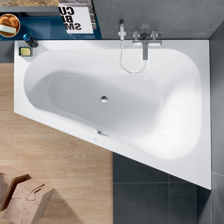 Villeroy boch loop friends eck badewanne ausf hrung for Villeroy und boch badewanne