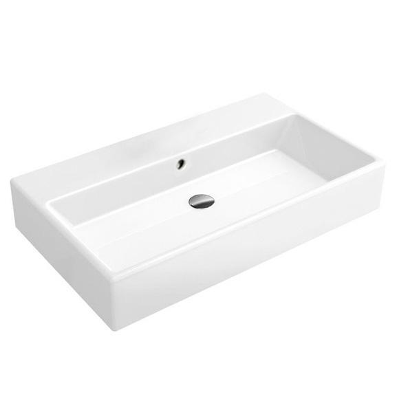 villeroy boch memento waschtisch wei ohne hahnloch 51338601 reuter. Black Bedroom Furniture Sets. Home Design Ideas