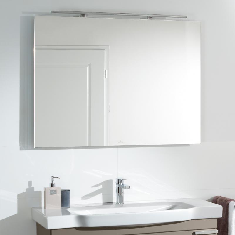 villeroy boch more to see spiegel mit led beleuchtung a4048000 reuter. Black Bedroom Furniture Sets. Home Design Ideas