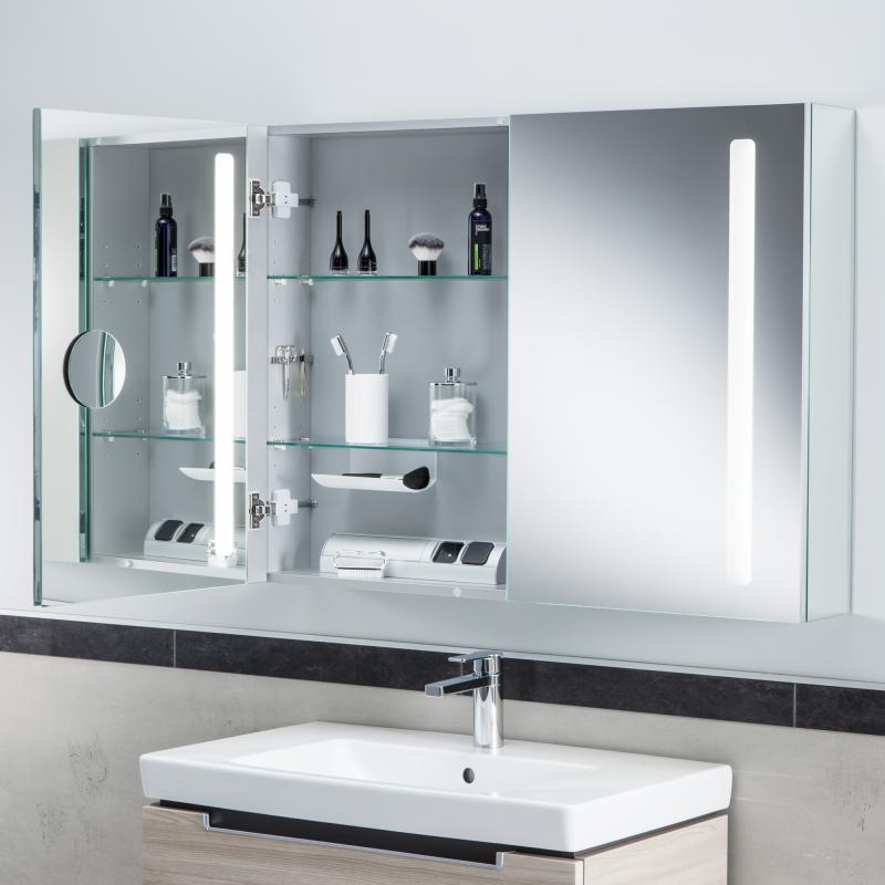 Villeroy & Boch My View 14 Spiegelschrank Mit LED