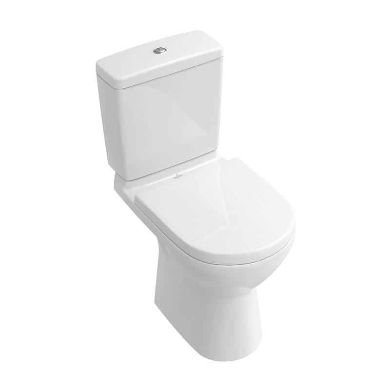 villeroy boch stand tiefsp l wc f r kombination offener sp lrand wei mit ceramicplus. Black Bedroom Furniture Sets. Home Design Ideas