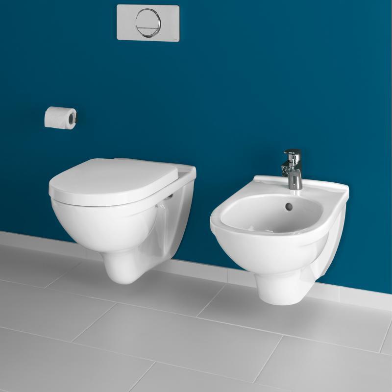 villeroy boch wand tiefsp l wc offener sp lrand directflush wei mit ceramicplus. Black Bedroom Furniture Sets. Home Design Ideas