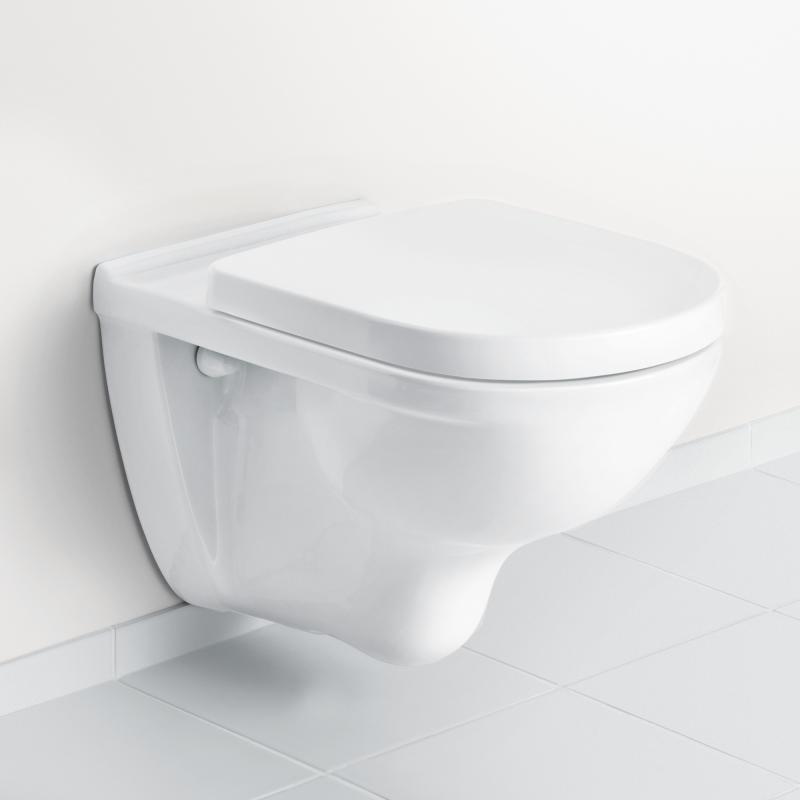 Villeroy Boch O Novo Wand Wc Mit Ceramicplus : villeroy boch wand tiefsp l wc wei mit ~ A.2002-acura-tl-radio.info Haus und Dekorationen