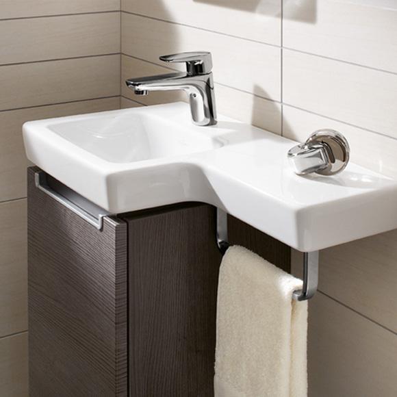 Super Villeroy & Boch Subway 2.0 Handwaschbecken weiß ohne Überlauf HQ74
