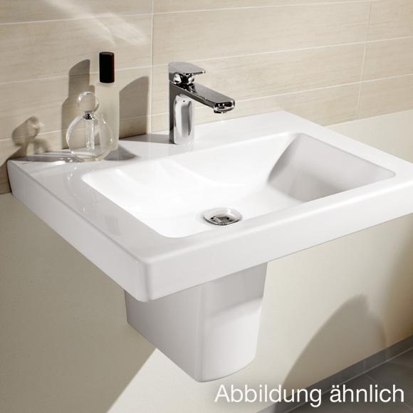 villeroy boch subway 2 0 waschtisch starwhite ceramicplus 711360r2 reuter. Black Bedroom Furniture Sets. Home Design Ideas