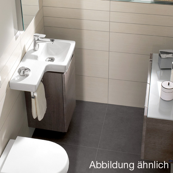 villeroy boch subway 2 0 waschtischunterschrank mit 1 t r front terra matt korpus terra matt. Black Bedroom Furniture Sets. Home Design Ideas