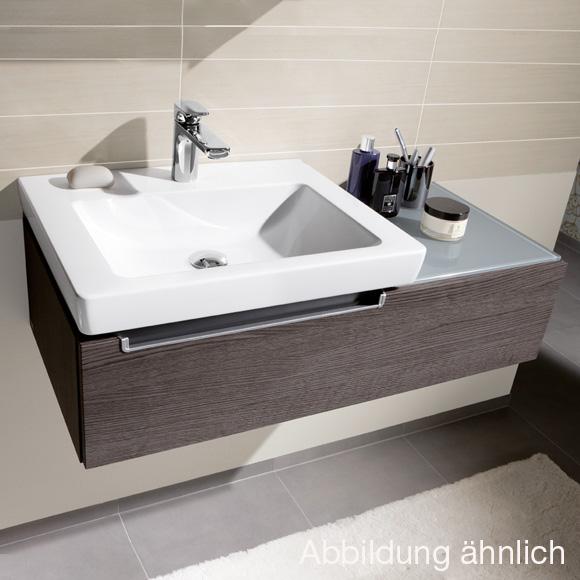 villeroy boch subway 2 0 waschtischunterschrank mit 1 auszug front terra matt korpus terra. Black Bedroom Furniture Sets. Home Design Ideas