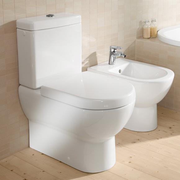 villeroy boch subway stand tiefsp l wc wei mit ceramicplus 661010r1 reuter. Black Bedroom Furniture Sets. Home Design Ideas